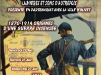 LES COMMÉMORATIONS DU CENTENAIRE DE LA GRANDE GUERRE
