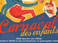 Carnaval des enfants d'Olivet (voir diaporama)