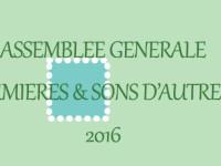 ASSEMBLEE GENERALE DE LSA 29 JANVIER 2016