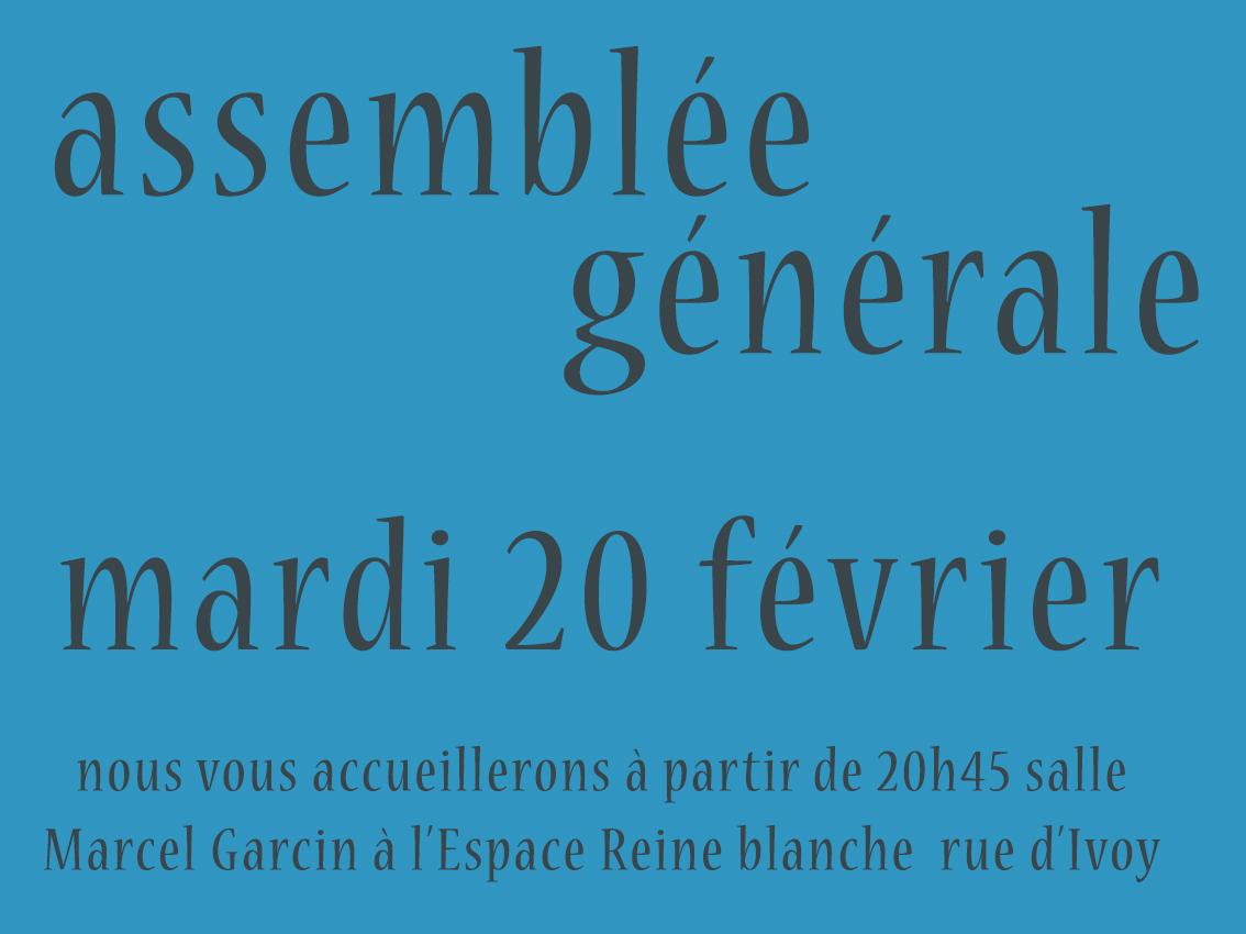 assemblée générale 2018 LSA