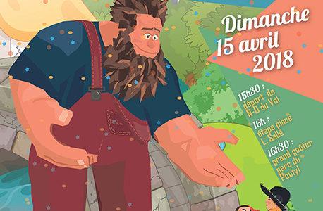 CARNAVAL D'OLIVET 2018